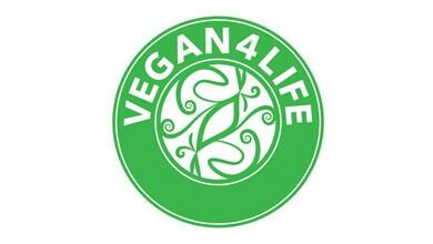 Vegan For Life Logo
