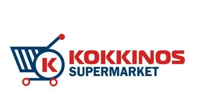 Kokkinos Supermarket Logo